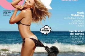 Kylie Minogue : Sexy et coquine en bikini, la bombe fait tomber le bas !