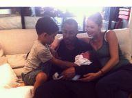 Doutzen Kroes enfin maman : Première photo de famille au complet !