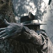 Johnny Depp et Meryl Streep, transformés pour la comédie musicale Into The Woods