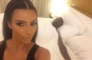 Kim Kardashian : Photo coquine pour l'anniversaire de Riccardo Tisci