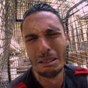 Baptiste Giabiconi : Apeuré, il éclate en sanglots dans Fort Boyard