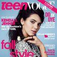 Kendall Jenner photographiée par Emma Summerton pour Teen Vogue. Septembre 2014.