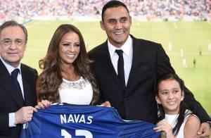 Andrea Salas : La bomba latina de Keylor Navas éblouit le Real Madrid