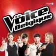 Les coachs de The Voice Belgique