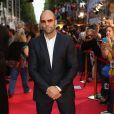 """Jason Statham - Avant-première du film """"Expendables 3"""" à l'UGC Normandie à Paris, le 7 août 2014."""