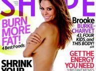 Brooke Burke-Charvet topless à 42 ans: mère de 4 enfants et plus sexy que jamais