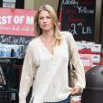 Ali Larter est allée faire des courses au supermarché Bristol Farms à West Hollywood. Le 14 juillet 2014.