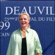 Lauren Bacall lors du Festival de Deauville 1999