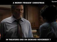 Robin Williams : Les premières images de ''Merry Friggin' Christmas'' dévoilées