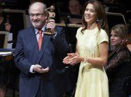 Princesse Mary de Danemark : Rayonnante pour la consécration de Salman Rushdie