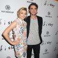 """Chloë Grace Moretz et Jamie Blackley - Avant-première du film """"Si je reste"""" à New York le 18 août 2014"""