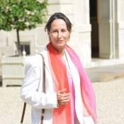 Ségolène Royal et Christiane Taubira, radieuses pour la rentrée des ministres