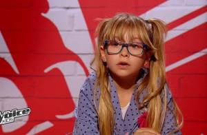 The Voice Kids : Jenifer sous le charme de Gloria, 6 ans, et subjuguée par Paul
