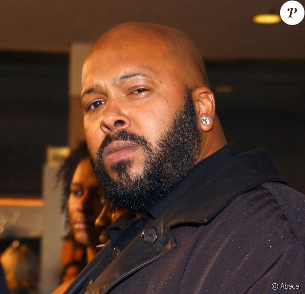 Suge Knight à Los Angeles. Novembre 2002.