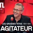 Laurent Ruquier sur RTL, du lundi au vendredi dès 16h00.