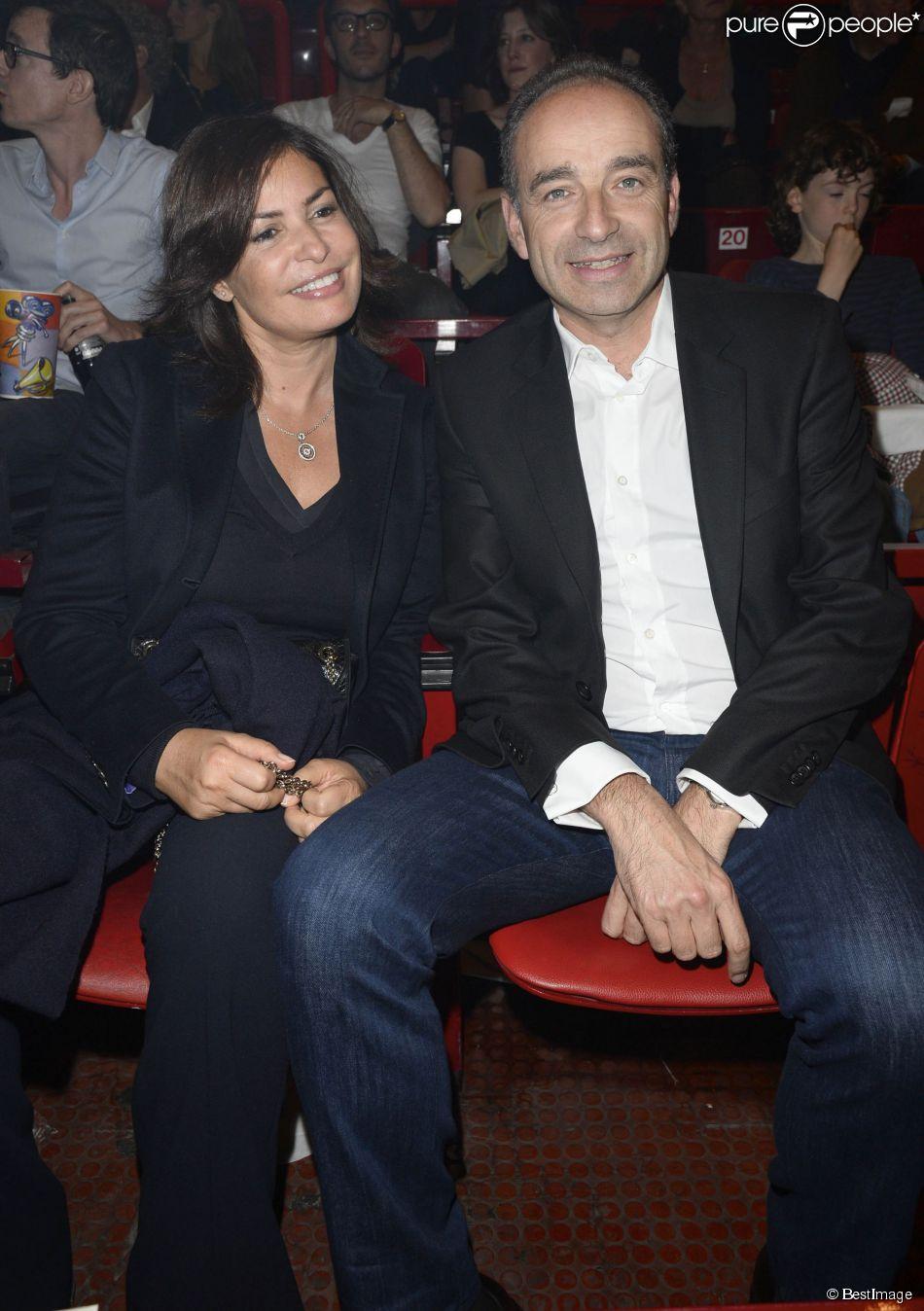 Jean francois cop et sa femme nadia au concert de patrick bruel bercy le 22 juin 20 - Jean francois balmer et sa femme ...