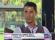 Cristiano Ronaldo et son fils : Ses premières révélations sur la mère du bébé