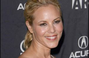 VIDEO + PHOTOS : Maria Bello et Aaron Eckhart, un couple... so glam !