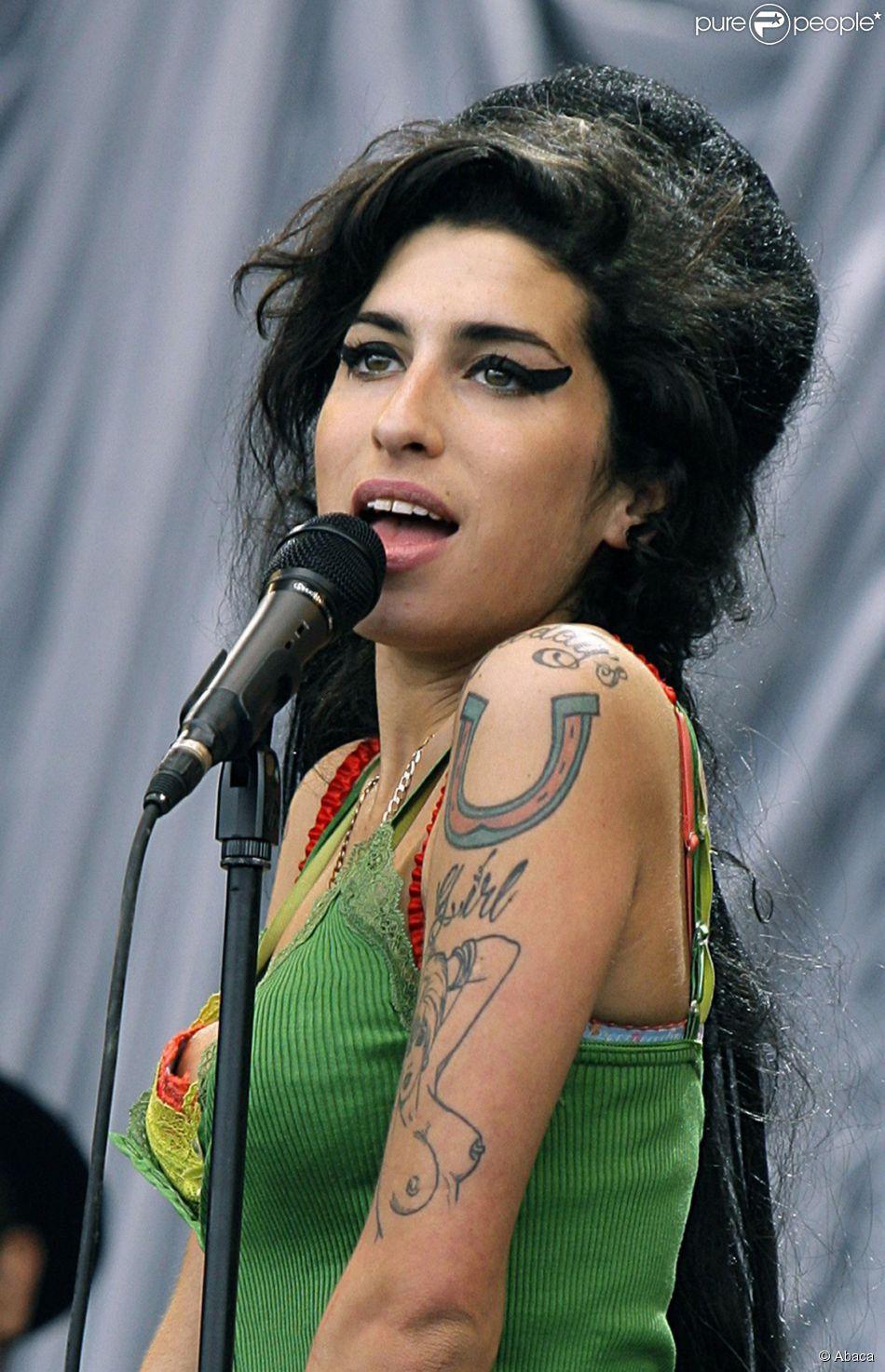Amy Winehouse est décédée le 23 juillet 2011 à son domicile de Londres.