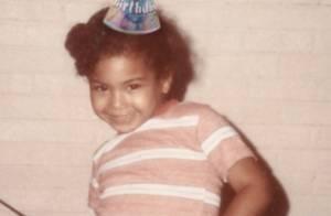 Cette craquante fillette, devenue superstar, vient de fêter ses 33 ans...