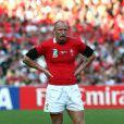 Gareth Thomas lors de Wales vs Fiji au Stade Baujoire de Nantes, France, le 29 septembre 2007