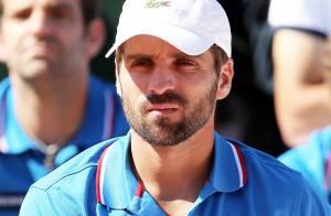 Jo-Wilfried Tsonga et Noura, le bisou : Heureux après la victoire en Coupe Davis