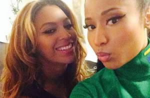 Nicki Minaj : Sexy en boîte de nuit à Paris, après son show avec Beyoncé