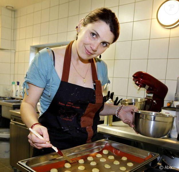 Anne Alassane, la gagnante de MasterChef 2010. La jeune femme vient de donner naissance à son 8e enfant, une petite Amélie.