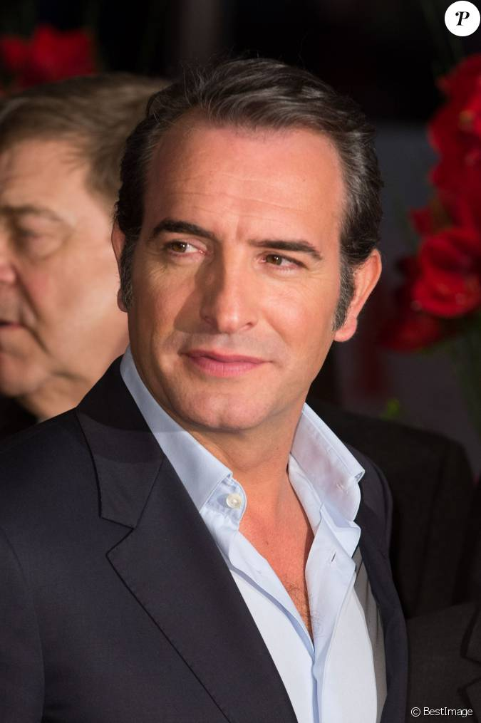 Jean dujardin lors du 64e festival international du film for Musique jean dujardin
