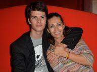 Adeline Blondieau : Supportrice de son beau garçon Aïtor pour la fête FIFA 15