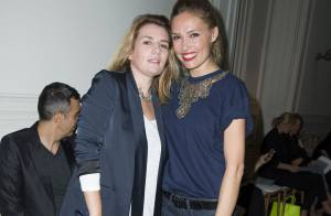 Fashion Week : Marie-Amélie Seigner et Lilou Fogli applaudissent Alexis Mabille