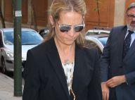 Elena d'Espagne en deuil, affectée par la mort brutale de Manuel Malta da Costa