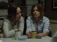 Ellen Page et Kate Mara : Les hilarantes BFF parodient ''True Detective''