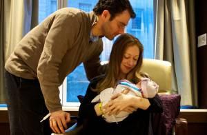 Chelsea Clinton maman : Premières photos de sa fille Charlotte