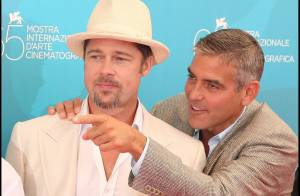 Mariage de George Clooney : Ses grands copains Ben Affleck et Brad Pitt absents