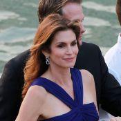 Cindy Crawford : L'autre star ultraglamour du mariage de George Clooney et Amal