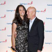Bruce Willis et Alec Baldwin : Deux rocs amoureux de leurs jeunes femmes...