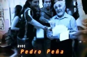 Un, Dos, Tres : Pedro Pena alias Antonio est mort, les acteurs dans le chagrin