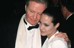 Angelina Jolie, sa relation avec son père : ''C'est un peu tard maintenant''