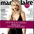 Couverture du Marie Claire de novembre 2014.