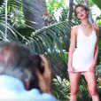 Vidéo du shooting de Jennifer Lawrence par Patrick Demarchelier pour le Vanity Fair US.