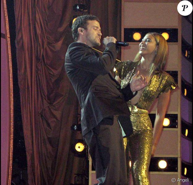 Beyoncé et Justin Timberlake aux Fashion Rocks