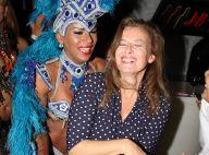 Valérie Trierweiler : Déchaînée sur le dancefloor dans les bras d'un transsexuel