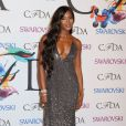 Naomi Campbell lors des CFDA Awards au Lincoln Center de New York le 2 juin 2014