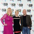 Cheryl Strayed, Reese Witherspoon et Nick Hornby lors du BFI London Film Festival et le photocall du film Wild, le 13 octobre 2014
