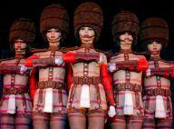 Crazy Horse : Ses divines danseuses au goût chocolaté au garde à vous !
