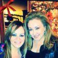 Jenni Rivera et Laura Lucio, photo Twitter.