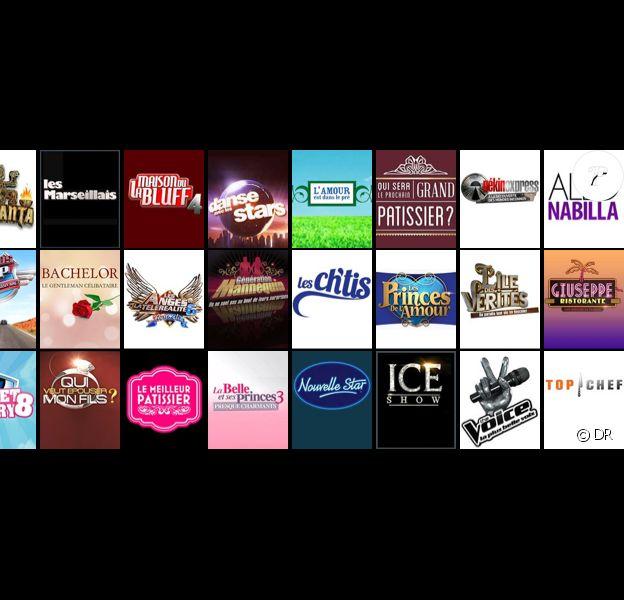 Une vingtaine d'émissions sont nommées aux Lauriers TV Awards 2015.