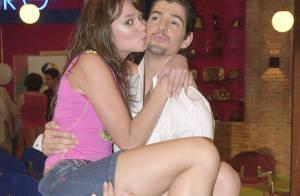 DALS - Miguel Angel Munoz : Sa chérie d'Un, dos, tres dans le public !