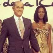 Mort d'Oscar de la Renta : Naomi Campbell et les stars en deuil